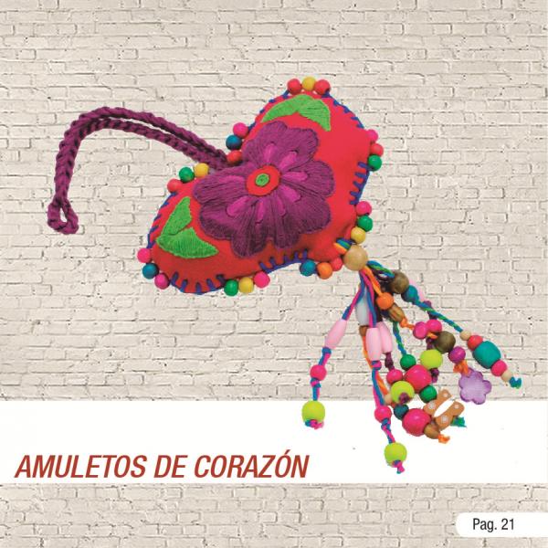 AMULETOS DE CORAZON