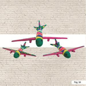 Avioncito alebrije mediano