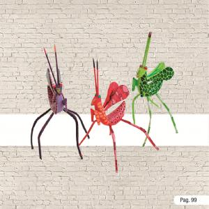 Alebrijes Grasshoppers