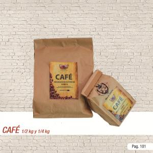 Cafe pluma .250 GRMS
